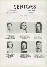 Page 14, 1947 Edition, Foley High School - Blue and Gold Yearbook (Foley, AL) online yearbook collection