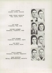 Page 15, 1947 Edition, Foley High School - Blue and Gold Yearbook (Foley, AL) online yearbook collection