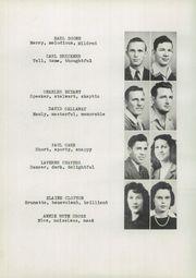 Page 16, 1947 Edition, Foley High School - Blue and Gold Yearbook (Foley, AL) online yearbook collection