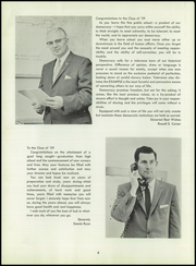 Page 10, 1959 Edition, Iroquois Central High School - Iroquoian Yearbook (Elma, NY) online yearbook collection
