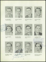 Page 16, 1959 Edition, Iroquois Central High School - Iroquoian Yearbook (Elma, NY) online yearbook collection