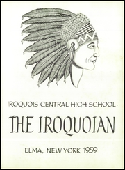 Page 5, 1959 Edition, Iroquois Central High School - Iroquoian Yearbook (Elma, NY) online yearbook collection