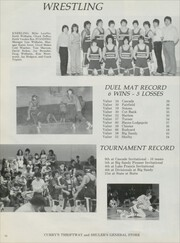 Page 16, 1980 Edition, Valier High School - Northern Lights Yearbook (Valier, MT) online yearbook collection