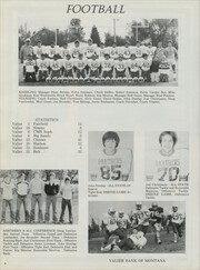 Page 8, 1980 Edition, Valier High School - Northern Lights Yearbook (Valier, MT) online yearbook collection