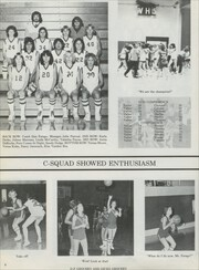Page 12, 1982 Edition, Valier High School - Northern Lights Yearbook (Valier, MT) online yearbook collection