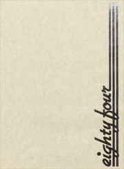 Page 3, 1984 Edition, Valier High School - Northern Lights Yearbook (Valier, MT) online yearbook collection