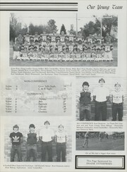 Page 8, 1984 Edition, Valier High School - Northern Lights Yearbook (Valier, MT) online yearbook collection