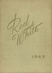 Page 1, 1945 Edition, Iowa City High School - Red and White Yearbook (Iowa City, IA) online yearbook collection