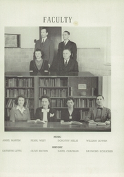Page 17, 1945 Edition, Iowa City High School - Red and White Yearbook (Iowa City, IA) online yearbook collection