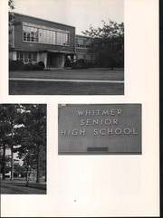 Page 17, 1969 Edition, Whitmer High School - Oracle Yearbook (Toledo, OH) online yearbook collection