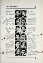 Page 17, 1937 Edition, Richmond High School - Pierian Yearbook (Richmond, IN) online yearbook collection