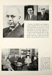 Page 14, 1944 Edition, Richmond High School - Pierian Yearbook (Richmond, IN) online yearbook collection