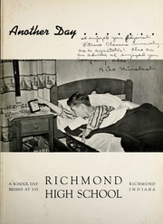 Page 7, 1944 Edition, Richmond High School - Pierian Yearbook (Richmond, IN) online yearbook collection