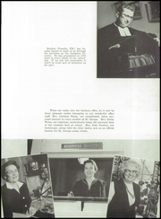Page 17, 1956 Edition, Saint George High School - Georgian Yearbook (Evanston, IL) online yearbook collection