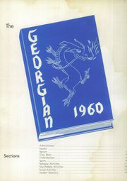 Page 6, 1960 Edition, Saint George High School - Georgian Yearbook (Evanston, IL) online yearbook collection