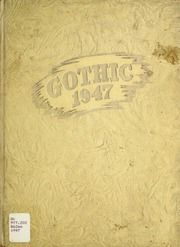 1947 Edition, Bloomington High School - Gothic Yearbook (Bloomington, IN)