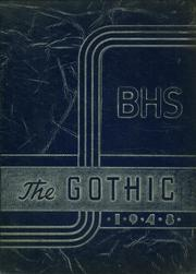 1948 Edition, Bloomington High School - Gothic Yearbook (Bloomington, IN)