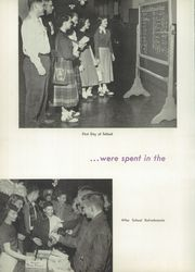 Page 10, 1954 Edition, Bloomington High School - Gothic Yearbook (Bloomington, IN) online yearbook collection