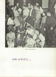 Page 11, 1954 Edition, Bloomington High School - Gothic Yearbook (Bloomington, IN) online yearbook collection