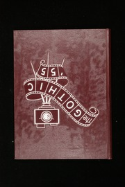 1955 Edition, Bloomington High School - Gothic Yearbook (Bloomington, IN)