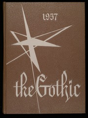 1957 Edition, Bloomington High School - Gothic Yearbook (Bloomington, IN)