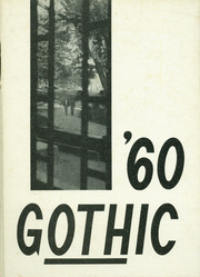 1960 Edition, Bloomington High School - Gothic Yearbook (Bloomington, IN)