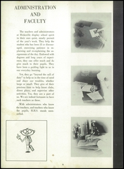 Page 10, 1955 Edition, Hicksville High School - Hixonian Yearbook (Hicksville, OH) online yearbook collection