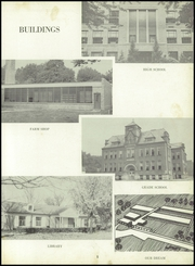 Page 9, 1955 Edition, Hicksville High School - Hixonian Yearbook (Hicksville, OH) online yearbook collection
