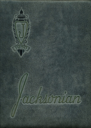 Andrew Jackson High School - Jacksonian Yearbook (South Bend, IN) online yearbook collection, 1950 Edition, Page 1