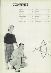 Page 6, 1957 Edition, Indian Hill High School - Legend Yearbook (Cincinnati, OH) online yearbook collection