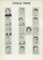 Page 9, 1957 Edition, Indian Hill High School - Legend Yearbook (Cincinnati, OH) online yearbook collection