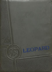 1950 Edition, West Lamar High School - Leopard Yearbook (Lamar County, TX)