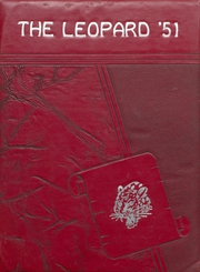 1951 Edition, West Lamar High School - Leopard Yearbook (Lamar County, TX)