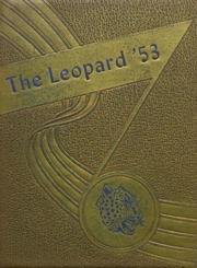 1953 Edition, West Lamar High School - Leopard Yearbook (Lamar County, TX)