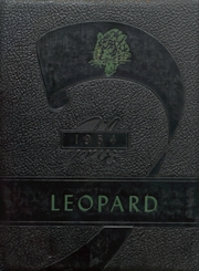1954 Edition, West Lamar High School - Leopard Yearbook (Lamar County, TX)