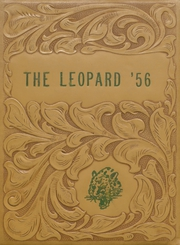 1956 Edition, West Lamar High School - Leopard Yearbook (Lamar County, TX)