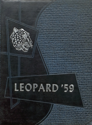 1959 Edition, West Lamar High School - Leopard Yearbook (Lamar County, TX)