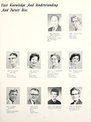 Page 11, 1966 Edition, Chester Center High School - Memento Yearbook (Keystone, IN) online yearbook collection