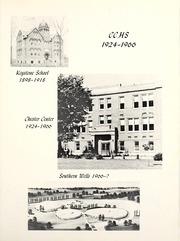Page 5, 1966 Edition, Chester Center High School - Memento Yearbook (Keystone, IN) online yearbook collection