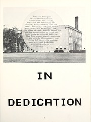 Page 7, 1966 Edition, Chester Center High School - Memento Yearbook (Keystone, IN) online yearbook collection