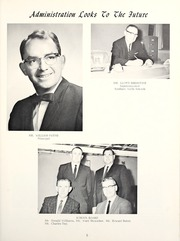 Page 9, 1966 Edition, Chester Center High School - Memento Yearbook (Keystone, IN) online yearbook collection