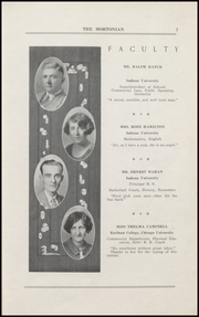 Page 13, 1927 Edition, Centerville Senior High School - Mortonian Yearbook (Centerville, IN) online yearbook collection