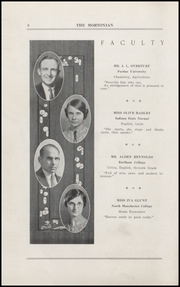 Page 14, 1927 Edition, Centerville Senior High School - Mortonian Yearbook (Centerville, IN) online yearbook collection