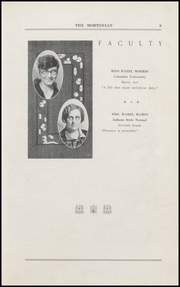 Page 15, 1927 Edition, Centerville Senior High School - Mortonian Yearbook (Centerville, IN) online yearbook collection