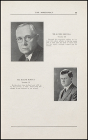 Page 17, 1927 Edition, Centerville Senior High School - Mortonian Yearbook (Centerville, IN) online yearbook collection