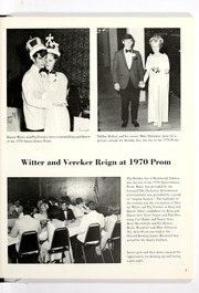 Page 13, 1970 Edition, Union High School - Ohianian Yearbook (College Corner, OH) online yearbook collection