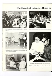 Page 8, 1970 Edition, Union High School - Ohianian Yearbook (College Corner, OH) online yearbook collection