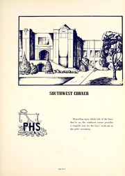 Page 11, 1940 Edition, R L Paschal High School - Panther Yearbook (Fort Worth, TX) online yearbook collection
