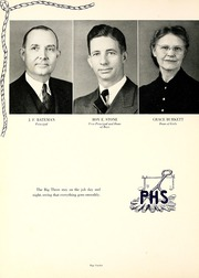 Page 16, 1940 Edition, R L Paschal High School - Panther Yearbook (Fort Worth, TX) online yearbook collection