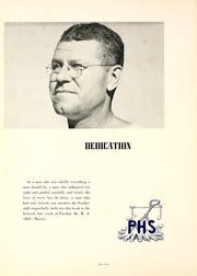 Page 8, 1940 Edition, R L Paschal High School - Panther Yearbook (Fort Worth, TX) online yearbook collection